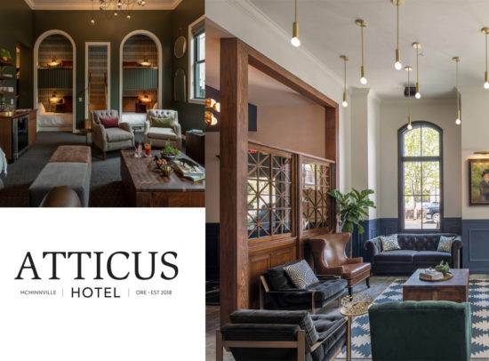 Atticus Hotel Project - 2017